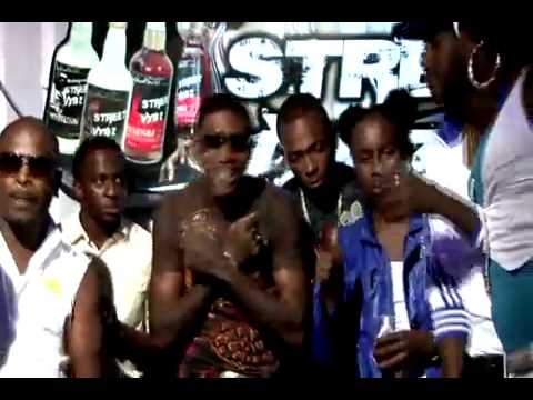 Vybz Kartel, Shawn Storm, Popcaan Street Vybz Medley {OFFICIAL VIDEO} May 2010 {Dir. By Nordia Rose}
