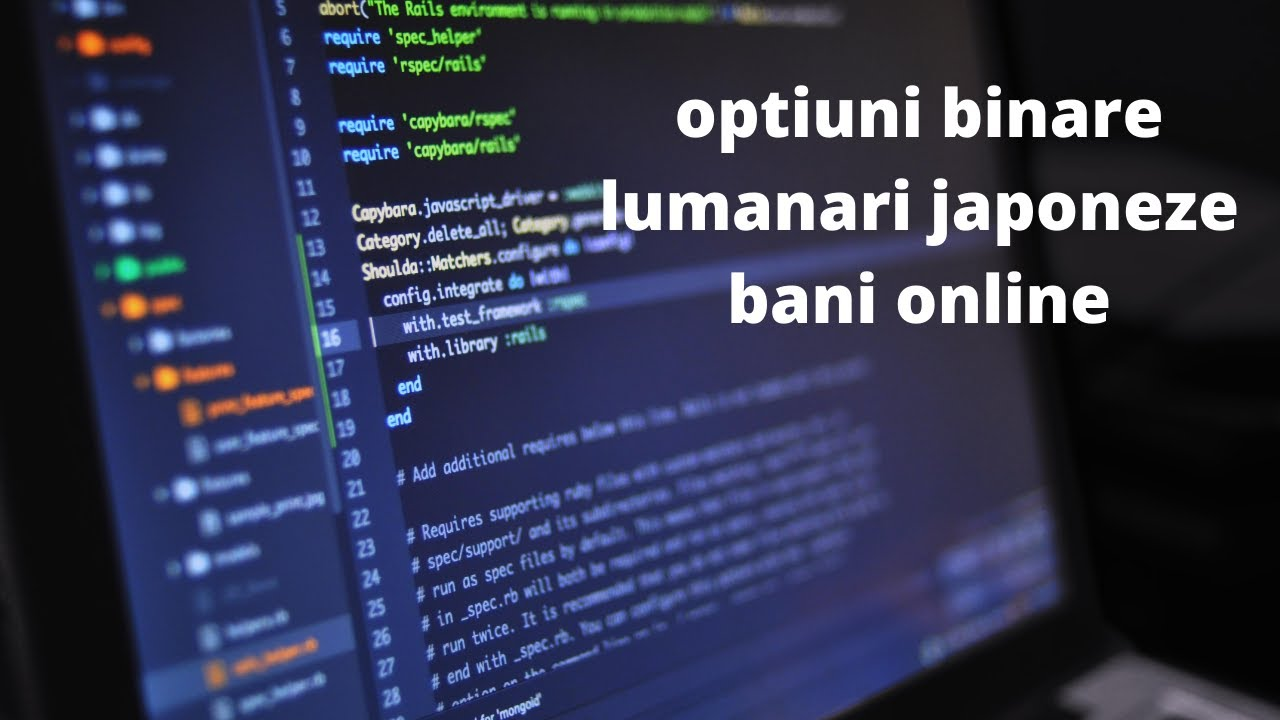 programe cu semnale pentru opțiuni binare