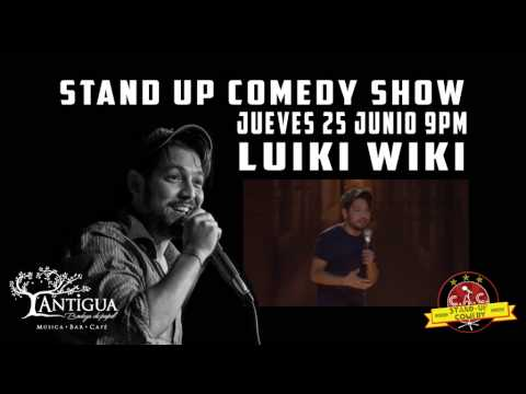 Stand Up Comedy con Luiki Wiki