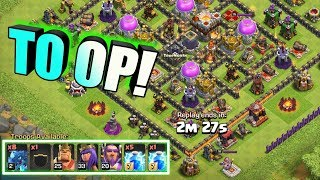 IMPOSSIBLE EXPERIMENT #7 CLASH OF CLANS
