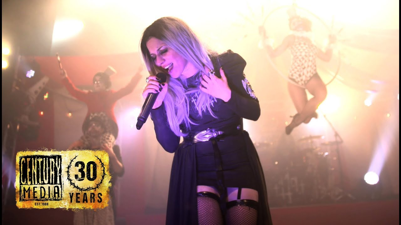 LACUNA COIL — Nothing Stands In Our Way (The 119 Show — OFFICIAL VIDEO)