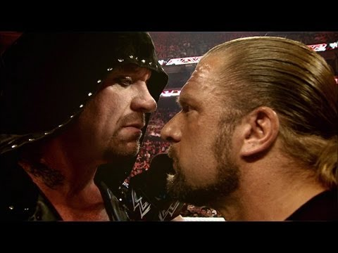 "Undertaker vs. Triple H: ""End of an Era"" Raw, March 26,"