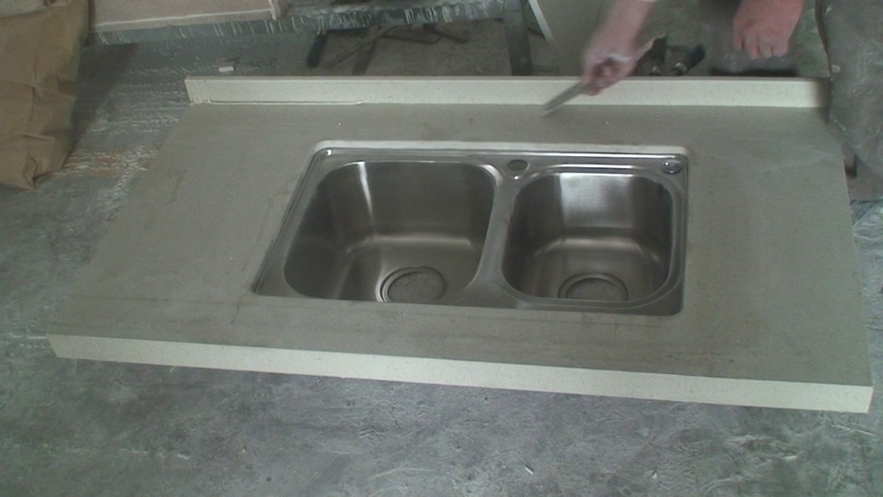 countertops step wikihow countertop glue remove counter from tops ways to