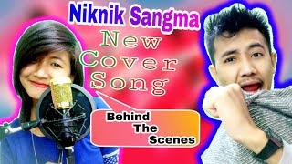 Niknik Sangma Gital Git Cover Behind The Scenes