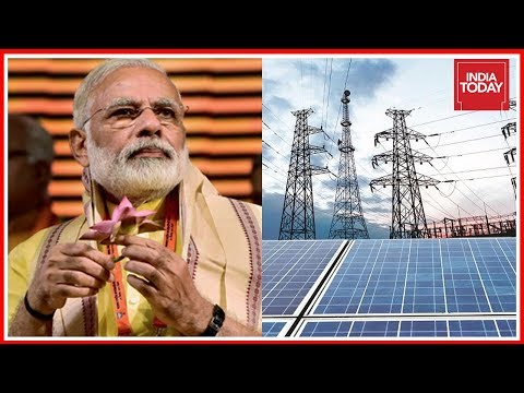 'Power' Push: PM Modi To Launch 24x7 Electricity-For-All Scheme Today