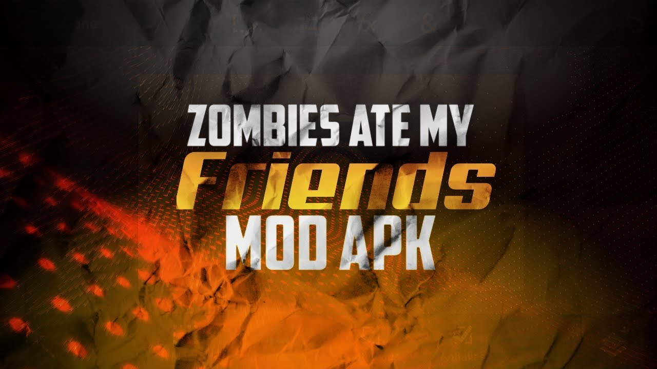 Newzombies Ate My Friends Mod Apk 211 Youtube