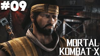Mortal Kombat X FR | Gameplay - Episode 9 : Scorpion ( PS4 )