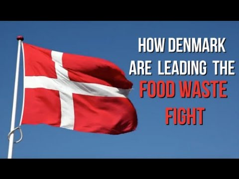 How Denmark are leading the food waste fight