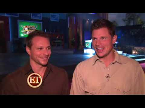 Nick and Drew Lachey AYS Than a 5th Grader? Interview