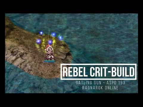 Rebellion Critical Build (Ragnarok Online)