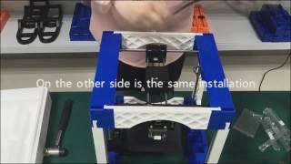 3D-принтер Funtastique EVO розпакування у зборка