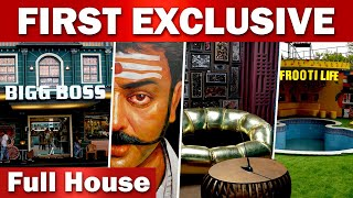 First Exclusive Full Bigg Boss House Explored | Bigg Boss 3 Tamil | Kamal Hassan