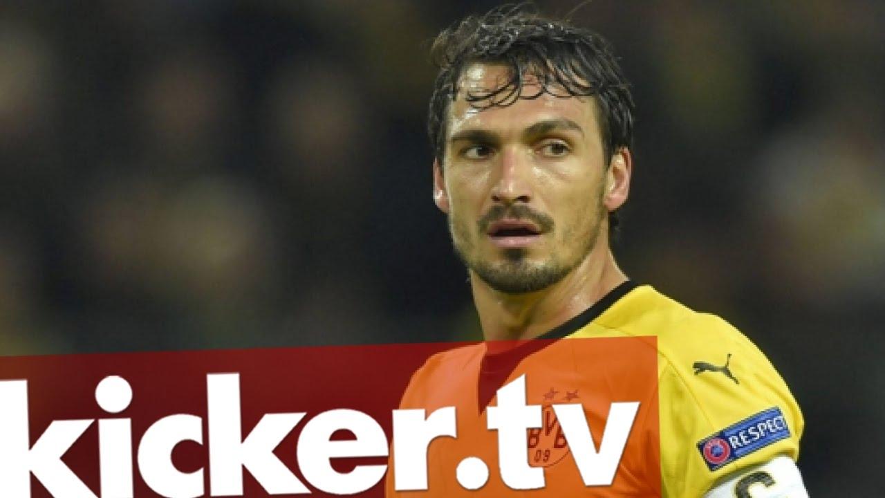 """Hummels und die Fanreaktionen - """"Das BVB-Herz blutet"""" - kicker.tv"""