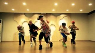 BEAST / B2ST - Beautiful night (Dance practice)