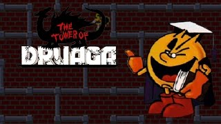 Namco Museum Vol. 3: The Tower of Druaga Exhibit