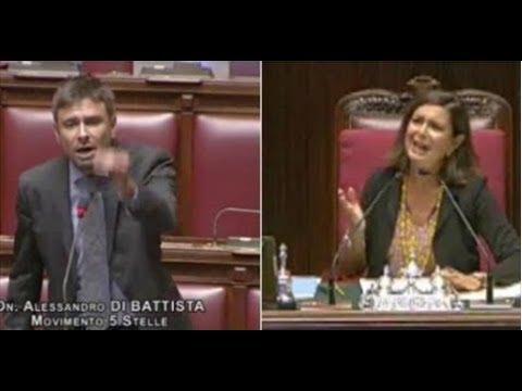 Alessandro Di Battista: QUESTA E' DAVVERO CLAMOROSA!!!