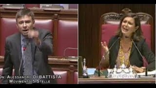Alessandro Di Battista: QUESTA E\' DAVVERO CLAMOROSA!!!