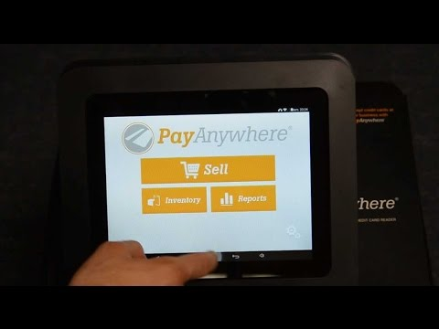 pay-anywhere-reviews,-unboxing-of-the-payanywhere-app-free-tablet---3/3