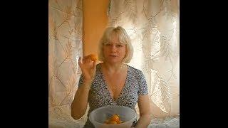 Томатный сок из жёлтых помидор. Заготовки на зиму