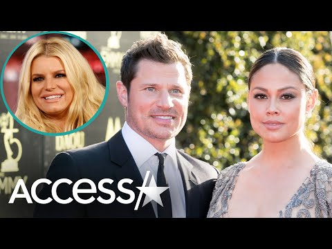 Nick And Vanessa Lachey Get Confused Over Hearing Jessica Simpson Story: 'I Don't Know Her Address'
