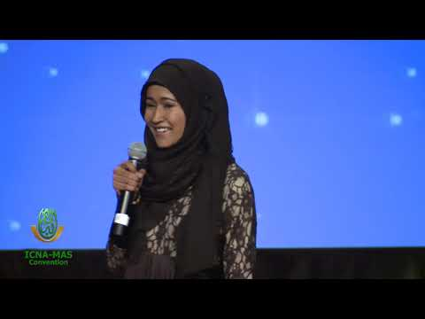 Why Muslims Do NOT Condemn Terrorism? by Heraa Hashmi (ICNA-MAS Convention)