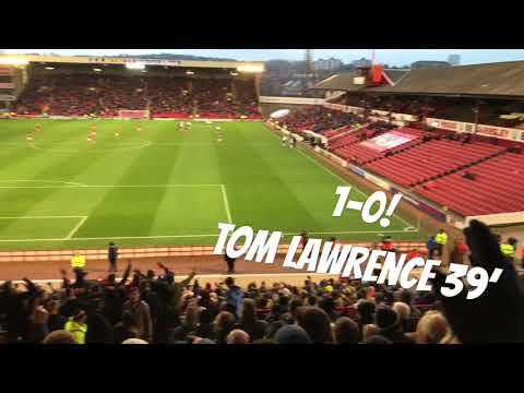BARNSLEY 0-3 DERBY COUNTY   What a game!