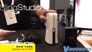 SlingStudio at NAB New York 2019