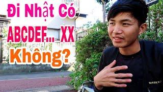 Đi Nhật Có ABCDEF.. XX Không? || cuộc sống nhật bản || san vlog