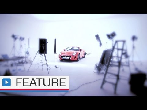 Making the last ever Auto Trader magazine cover - Behind the scenes with Jon Quirk and team