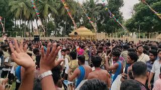 Kovai thiruvizha celebration in cognizant coimbatore  associate's dancing and rocking
