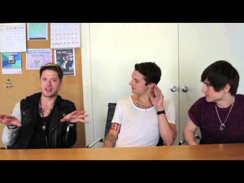 An OCEANUP Interview with Hot Chelle Rae