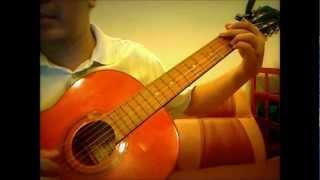LK Mau hoa do - Mua xuan ben cua so - [Guitar solo] [K'K]