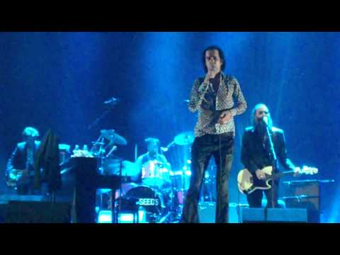 Nick Cave and the Bad Seeds - Mermaids live @ Sziget 2013 HD