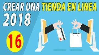 CREAR TIENDA EN LINEA E-COMMERCE 2018 | WORDPRESS Y DIVI PARTE 16