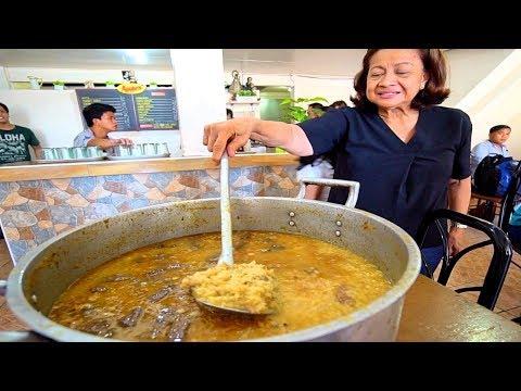 Manila Street Food - GRANDMA'S GOTO In Marikina | BEST Filipino STREET FOOD Guide To The Philippines