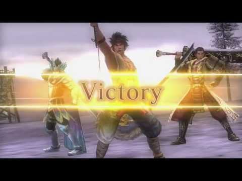 Warriors Orochi 2 - SW Chapter 6 - Battle of Hu Lao Gate | Topaz Treasure Guide