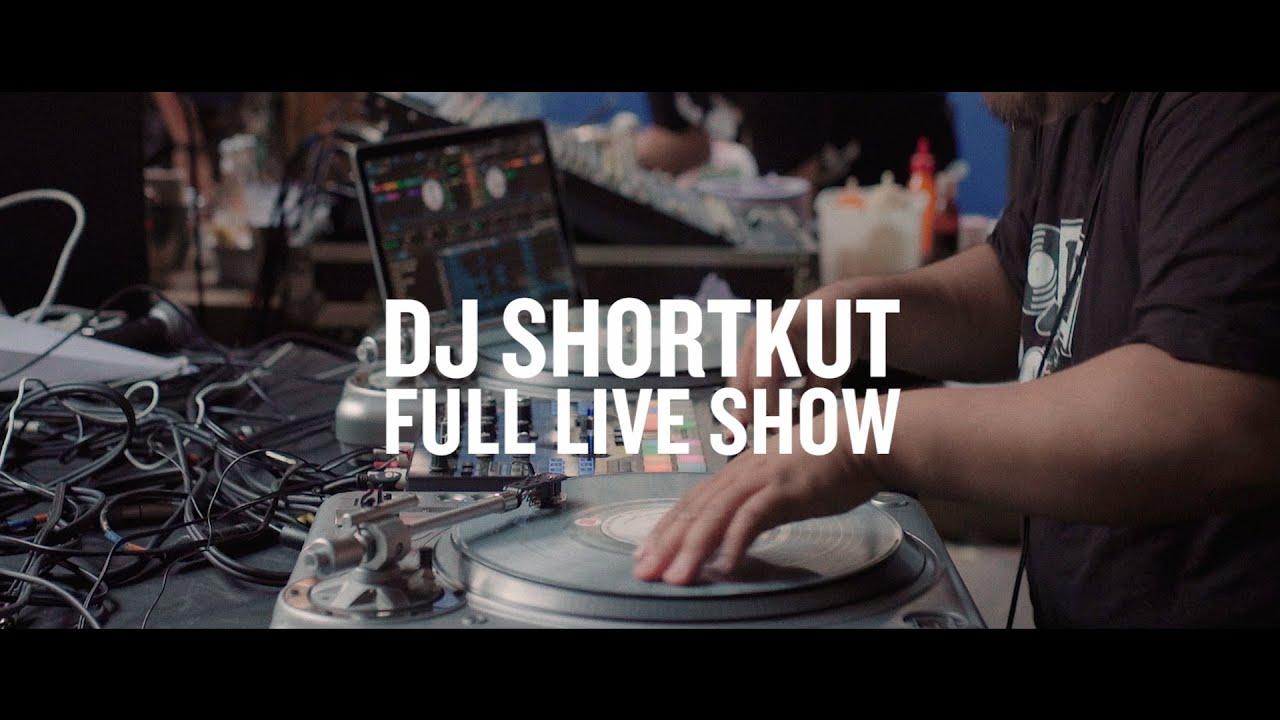 DJ SHORTKUT LIVE @ THE COMMUNITY SKRATCH BBQ