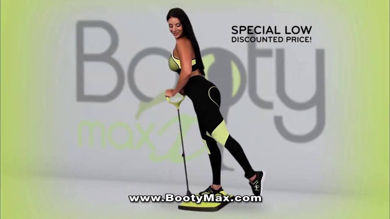 The official commercial for booty maxx as seen on tv youtube - Television but solde ...