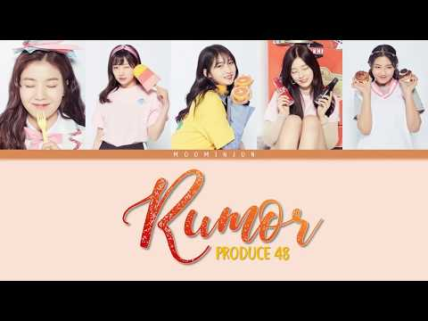 Lagu Video  Produce 48  H.i.n.p  Hot Issue Of Ntl. Producers  – Rumor | Han/rom/eng Color Coded Lyrics Terbaru