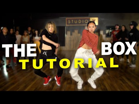 "Roddy Ricch - ""The Box"" Dance Tutorial w/ Matt Steffanina"