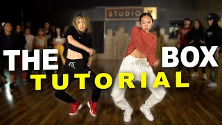 "Roddy Ricch - ""The Box"" Dance Tutorial w/ Matt Steffanina"