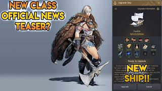 Teaser New Class Female Zerker?? New Ship Crafted! | Daily Dose of BDO #41