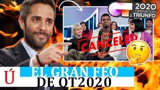El feo de OT 2020 con Alba Reche, Famous, Natalia, Miki, Sabela o Julia en la Gala 0