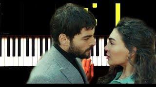 Hercai Dizi Müzikleri - Duygusal - Piano by VN mp3