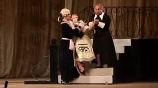 """В.А.Моцарт """"Свадьба Фигаро"""" (терцет)"""