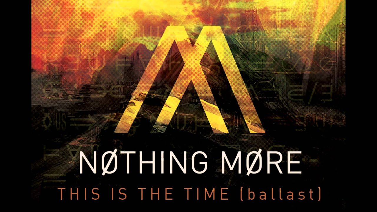 Nothing more this is the time ballast youtube for More com