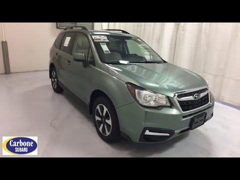 2018 Subaru Forester Troy, Colonie, Glenville, Clifton Park, Saratoga Springs, NY 5180430