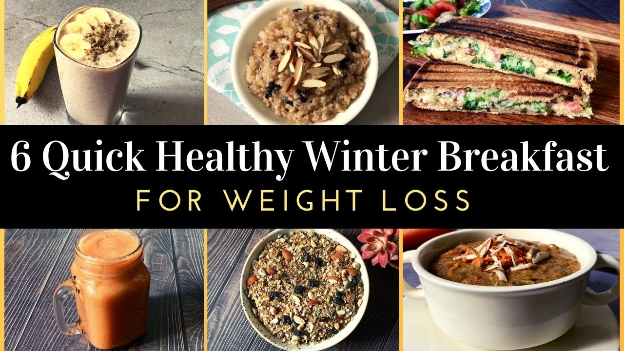 6 Quick Healthy Breakfast Recipes Bajra Smoothie Ragi Sheera Granola Sandwich For Weight Loss Ucook Healthy Ideas