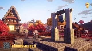 Minecraft Dungeons Leveln bis die steine beben