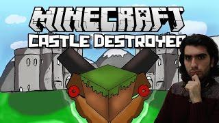 Minecraft - GG Castle Destroyer - Bölüm 10 - w/Newdaynewgame,Hayranlar